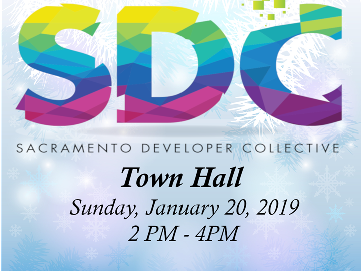 SDC Town Hall Meeting